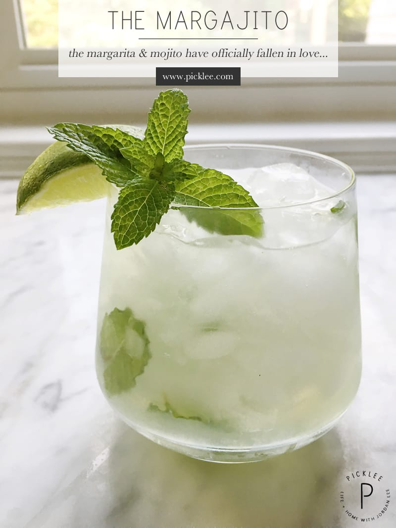 Mint Margarita