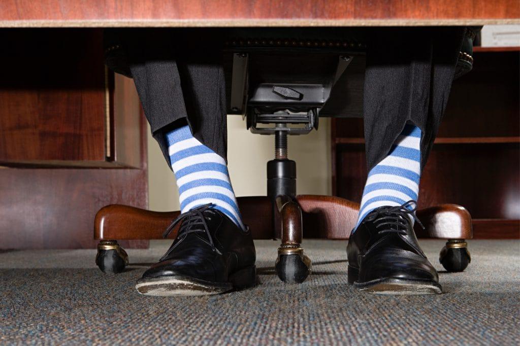 fun creative sock trends