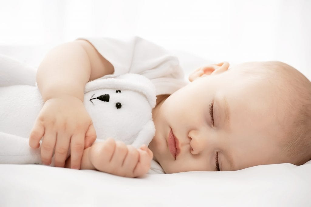 baby sleep cycles to help them sleep through the night