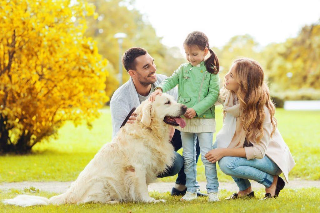 family pet benefits