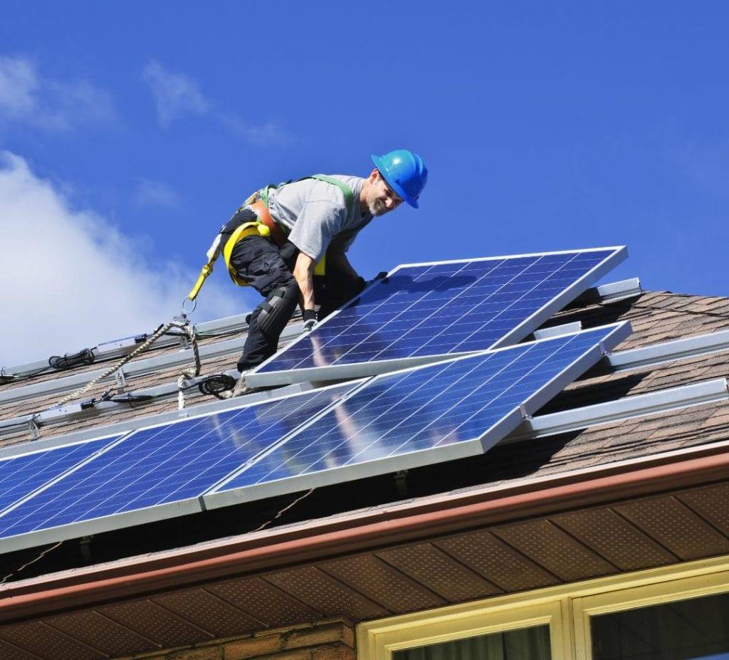 DIY guide to installing solar panels