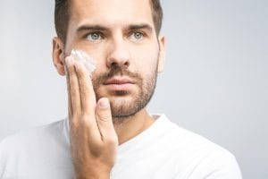 diy men facials