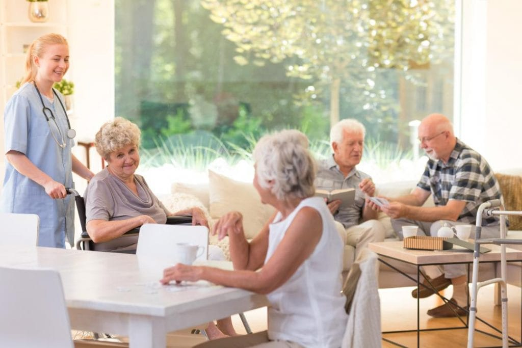 how to help parents choose assisted living community