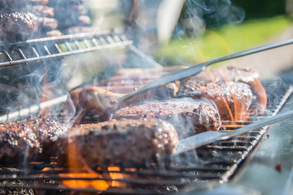 best charcoal grill menu for party